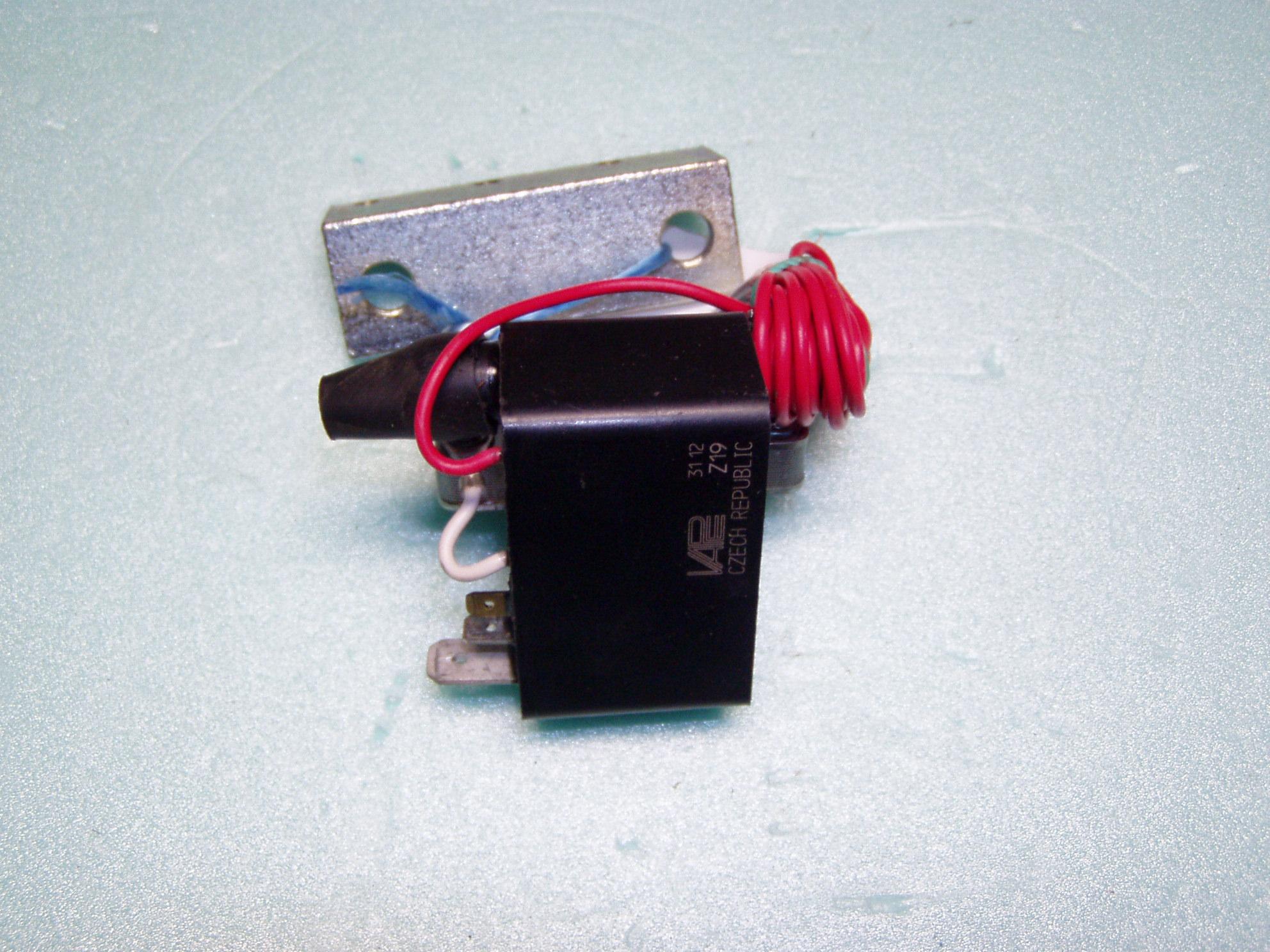 Elektronický spínač Z19