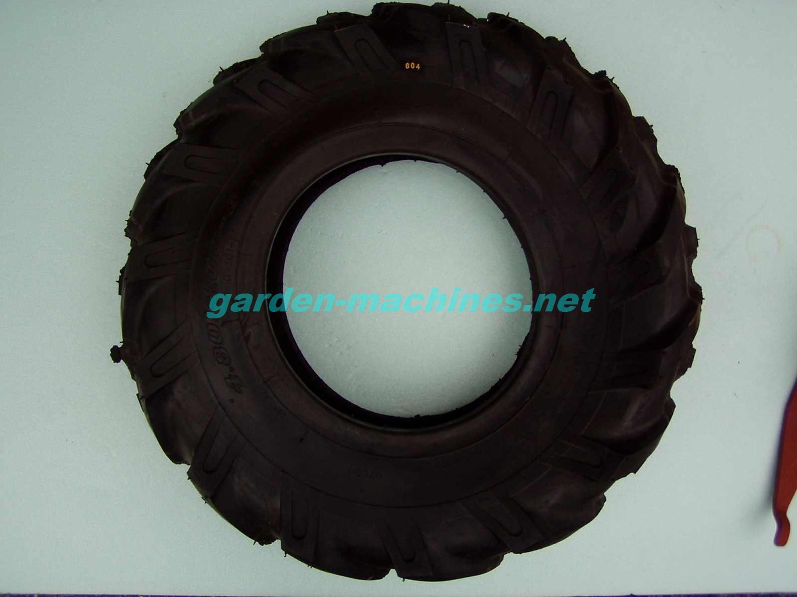 Set pneu SAVA MITAS+ duše 4,00-8 šípový vzor
